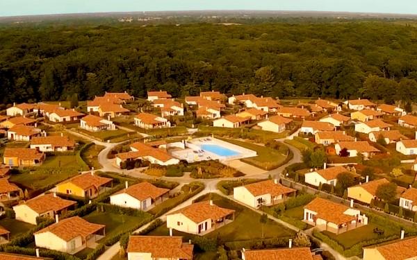 vakantieparken in Zuid-Frankrijk